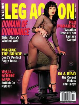 Leg Action - April 2001
