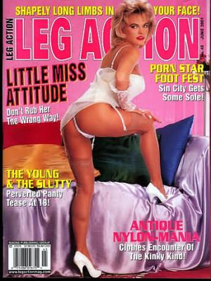 Leg Action - June 2001