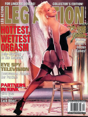 Leg Action - November 2001