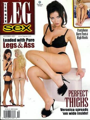 Leg Sex - Oct 2001