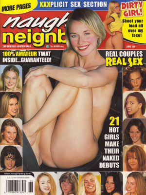 Naughty Neighbors - June 2001
