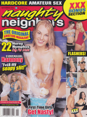 Naughty Neighbors - Sept 2003