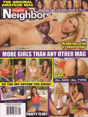 Naughty Neighbors - July 2010
