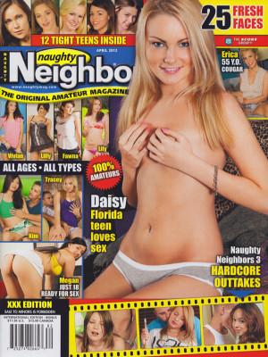 Naughty Neighbors - April 2012