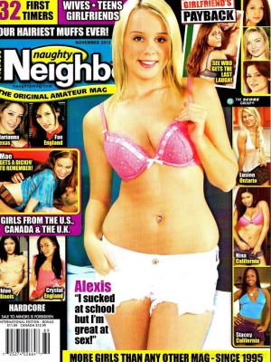 Naughty Neighbors - Nov 2012