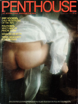 Penthouse Magazine - February 1975