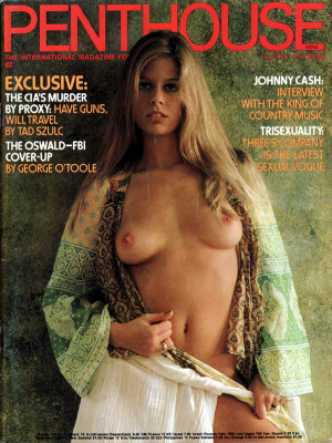Penthouse Magazine - August 1975