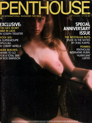 Penthouse Magazine - September 1975