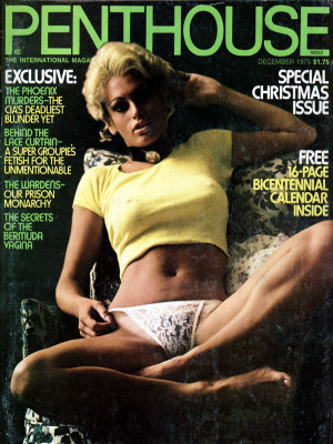 Penthouse Magazine - December 1975