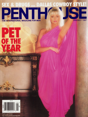 Penthouse Magazine - January 1997