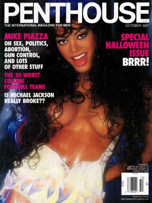 Penthouse Magazine - October 1997