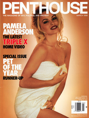 Penthouse Magazine - March 1998