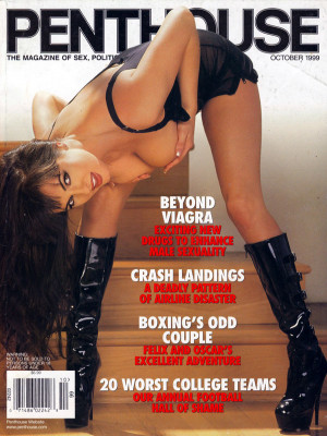 Penthouse Magazine - October 1999