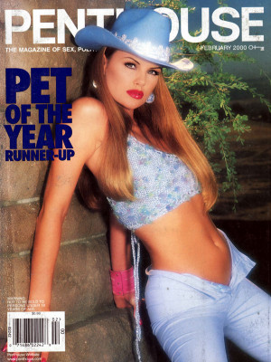 Penthouse Magazine - February 2000