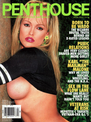 Penthouse Magazine - April 2000