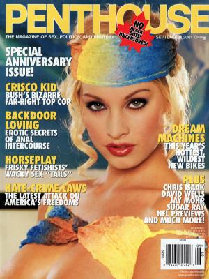 Penthouse Magazine - September 2001