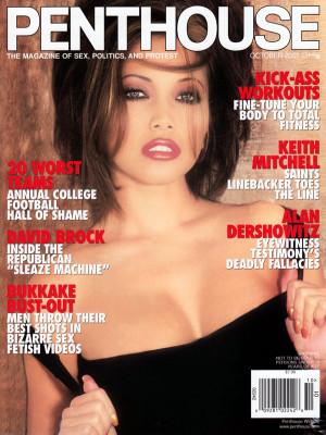 Penthouse Magazine - October 2001