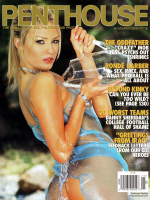 Penthouse Magazine - November 2003