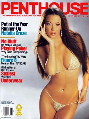 Penthouse Magazine - February 2005