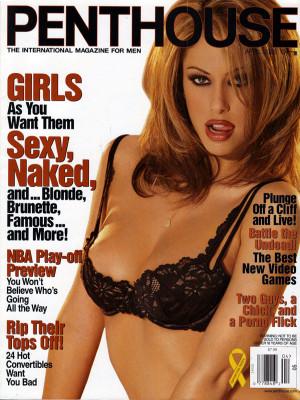 Penthouse Magazine - April 2005