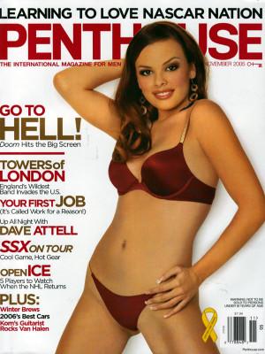 Penthouse Magazine - November 2005