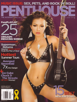 Penthouse Magazine - July 2006