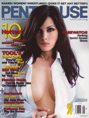 Penthouse Magazine - August 2006
