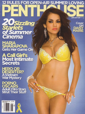 Penthouse Magazine - June 2008