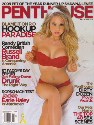 Penthouse Magazine - March 2009