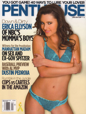Penthouse Magazine - April 2009
