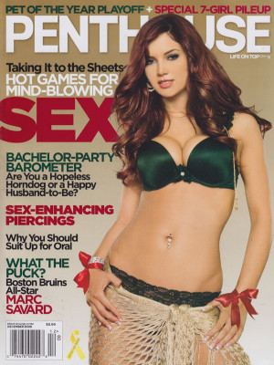 Penthouse Magazine - December 2009