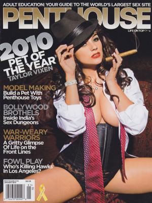 Penthouse Magazine - January 2010