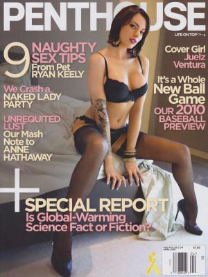 Penthouse Magazine - April 2010