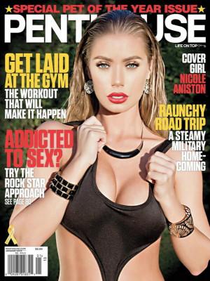 Penthouse Magazine - January 2013