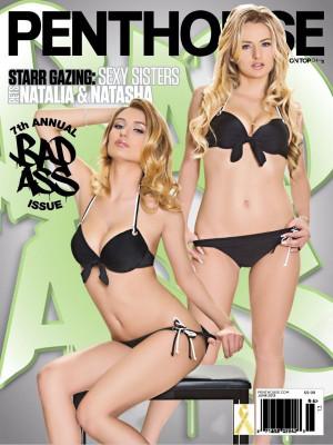Penthouse Magazine - July/August 2013