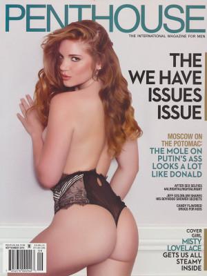 Penthouse Magazine - September 2016