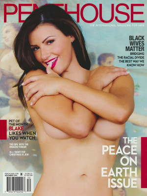 Penthouse Magazine - December 2016