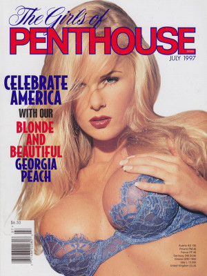 Girls of Penthouse - July 1997