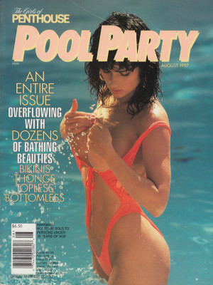 Girls of Penthouse - August 1997