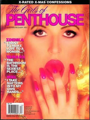 Girls of Penthouse - Girls Penthouse Nov/Dec 2001