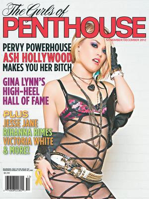Girls of Penthouse - November/December 2012