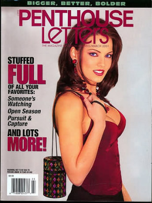 Penthouse Letters - March 2001