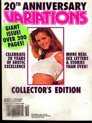 Penthouse Variations - Variations Oct 1998