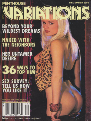 Penthouse Variations - Variations December 2000