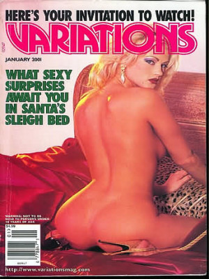 Penthouse Variations - Variations Jan 2001