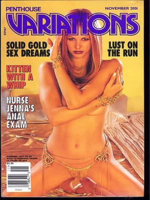 Penthouse Variations - Variations Nov 2001