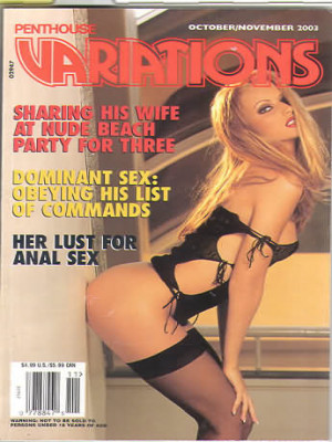 Penthouse Variations - Variations Oct/Nov 2003