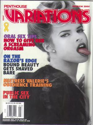 Penthouse Variations - Variations Mar 2005