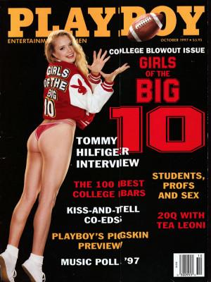 Playboy - October 1997