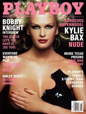 Playboy - March 2001